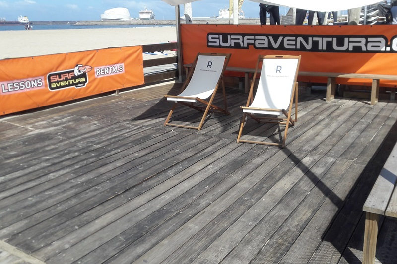 Surfaventura School Deck Norte