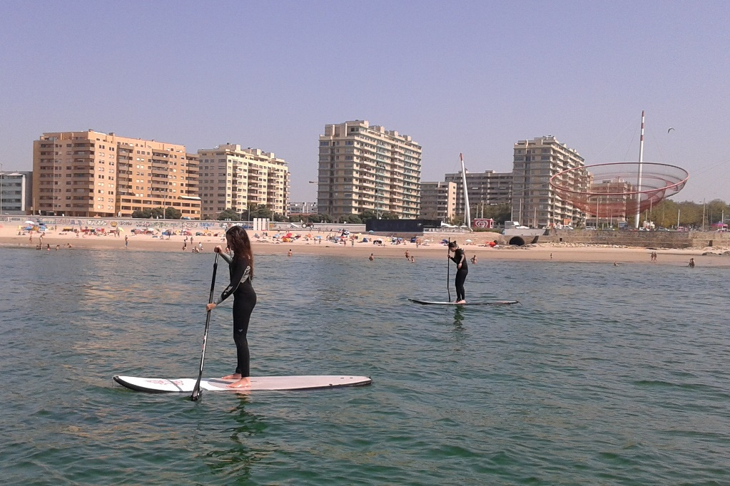Surfaventura Stand-up-Paddle private lessons